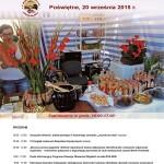 IX Ogólnopolski Festiwal Dobrego Smaku 13-16.08.2015r Poznań